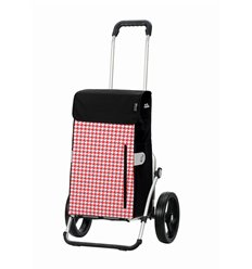 Royal Shopper Tilly (med 3-eger-hjul) - Indkøbsvogn Trolley på hjul